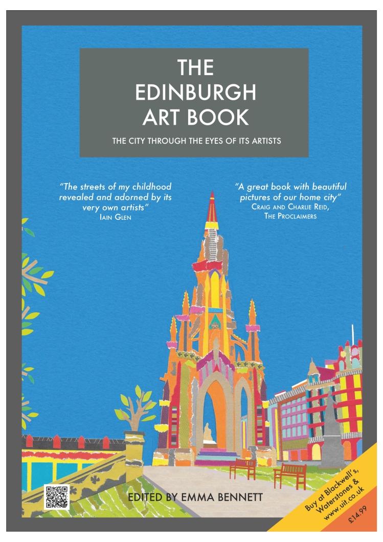 ArtBookEdinburgh Poster copy